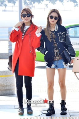 1-1 Apink Airport Fashion