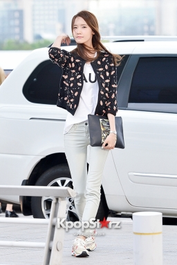 Girls Generation[SNSD] at Incheon Airport